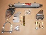 TJ Hydro Modified Assist Cylinder & Brackets for Currie Steering