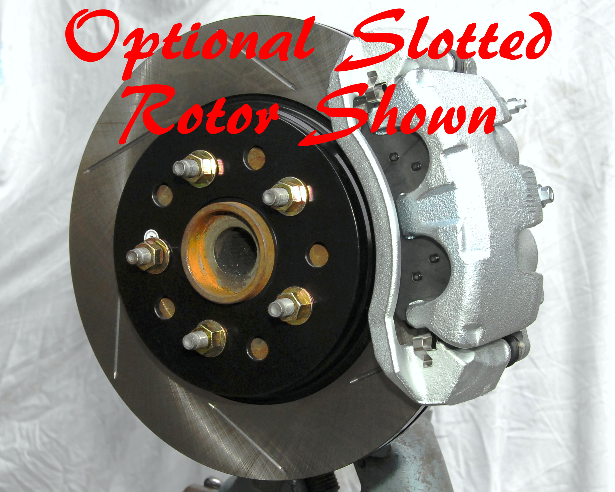 Rear Disc Brake Conversion Kits For the Dana 44 and the 8 8 Rear